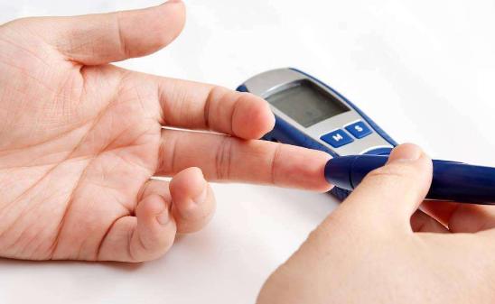血糖测量图